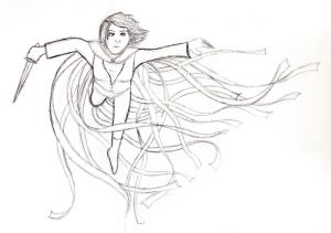Vin sketch